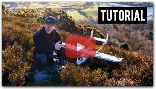 How To Build a​ Camera Plane