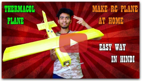 How to make Remote Control Plane (Easy Way)
