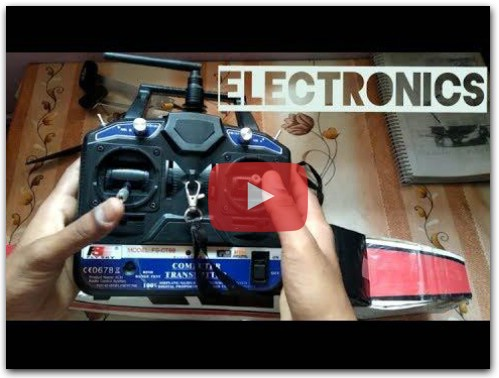 Rc Plane Electronics : How to make rc plane