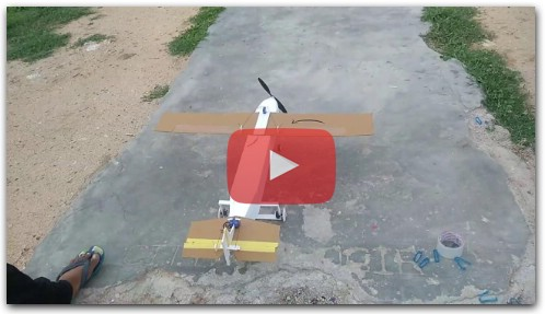 how to make a rc aeroplane
