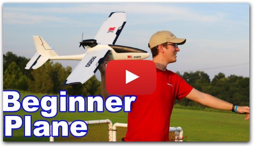 $150 RC Plane for Beginners with Flight Stabilization - XK A1200 RTF Airplane - TheRcSaylors