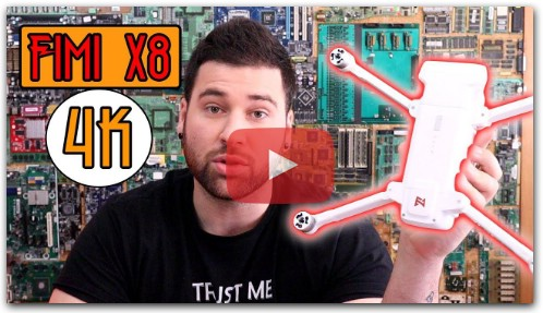 Review FIMI X8