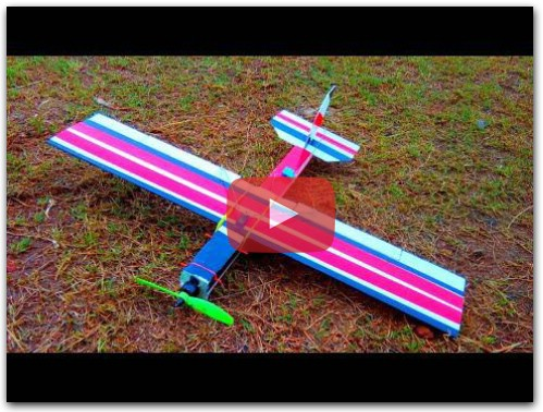 DIY How to Make a Coroplast Rc Plane at Home