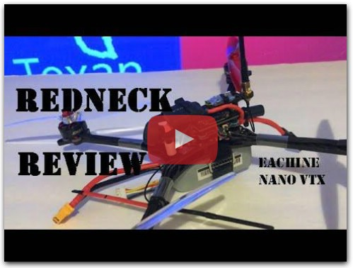 Review Eachine Nano VTX