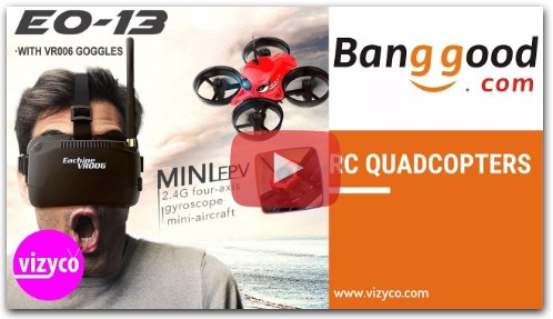 Top 10 Popular Best Products RC Quadcopters
