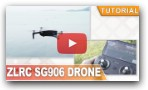 HOW TO USE ZLRC Beast SG906 RC Drone
