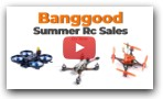 Banggood Summer Rc Sales Now On