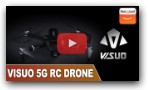 Review VISUO ZEN K1 5G RC Drone