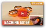 Review Eachine E016F RC Drone