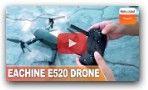 Eachine E520 RC Drone First Look