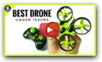 New 1000Rs Drone!! Eachine E010 RC Quadcopter Unboxing & Review!