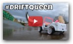 Barbie Goes Brushless, the Ultimate Drift Queen.