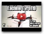 Eachine Tyro119: Build, fly and review