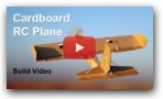 How to Make a Cardboard RC Airplane - DIY