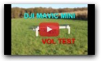 DJI MAVIC MINI ,VOL TEST , REVIEW ,FLIGHT , GENIAL !!
