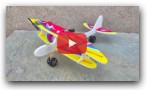 How To Make Flying Aeroplane Diy Toy