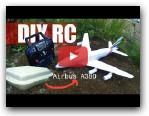 how to make RC plane Airbus A380
