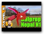 Dalprop Nepal N1 freestyle propeller review