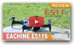 Eachine E511S RC Drone |Tutorial Video