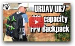 URUAV UR7 FPV Backpack review