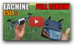 EACHINE E511S FOLDABLE GPS DRONE REVIEW