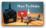 How To Make an Ultra Micro R/C Plane