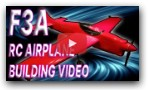 HOW TO BUILD a  F3A, RC Airplane BUILDING VIDEO