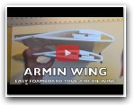 Easy Foamboard Wing Airfoil: the Basic Version