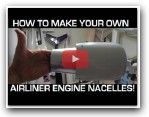 DIY Own RC Airliner Engine Nacelles!