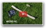 How to make a micro RC balsa wood airplane / glider