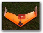 Build Super Simple Flying Wing ( delta wing )