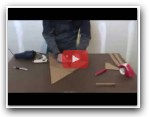 how to make a simple rc plane from cardboard