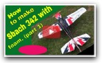how to make rc plane at home step by step 1