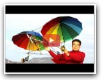 RC Umbrella airplanes