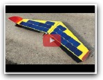 SOLAR powered Plane / Drone / FPV / Build / RC Aircraft