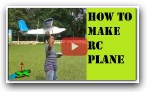 How to make RC plane. IUBAT, Bangladesh.