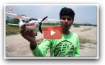 Best RC Airplane under 3000rs | Wltoys F949 2.4G 3Ch RC Airplane Unboxing & Testing | Shamshad Maker