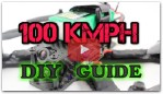 How to Build 100kmph FPV RACING DRONE - Full Video guide 5S DIY