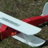 The $10 RC nitro plane made from coreflute