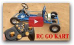 How to make a Big RC Go Kart - Big F1 RC Car