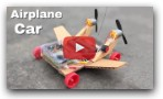 How to Make RC Airplane Car