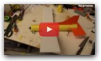 Build an RC plane from pool noodles and realtor signs