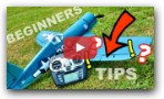 RC Plane PreFlight Beginner Tips & Ailerons Made Easy