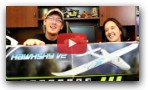 HUGE RC Plane Under $100 Dynam Hawk Sky V2 Unboxing & Build Impressions - TheRcSaylors