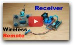 How to make Wireless Rc car/boat/helicopter 4 channel