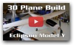 Let`s build the Eclipson-Y 3D printed plane | HobbyView
