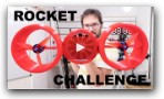 3D PRINTED RC ROCKET CHALLENGE w. JAMES BRUTON | PT.1