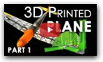 3D printed AIRPLANE - Messerschmitt Bf 109 || PART 1 - Tuning print settings