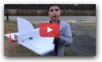 Homemade Rc aircraft with dollar store materials