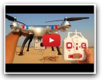 Syma X8G Drone with 8MP HD Camera Review